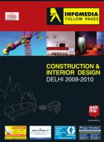 Construction and Interior Design Directory-Delhi
